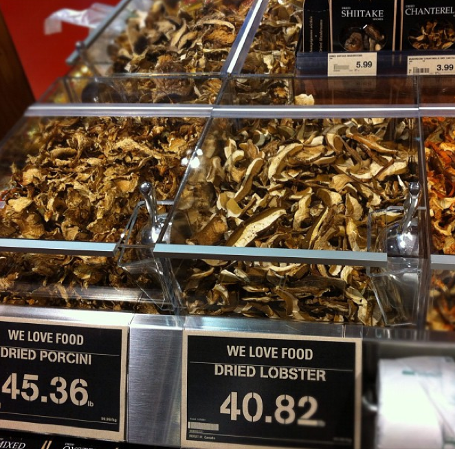 Dried Shiitake Mushrooms Whole Foods