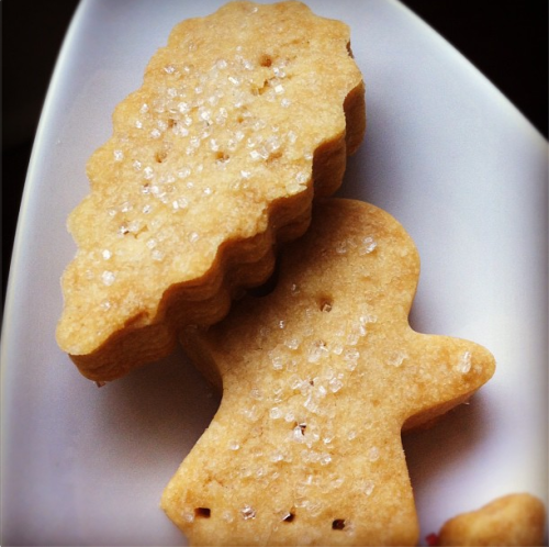 Shortbread Brown Sugar