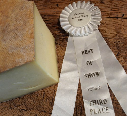 Louis D'Or at the American Cheese Society Competition