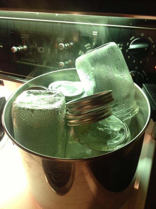 Sterile jars