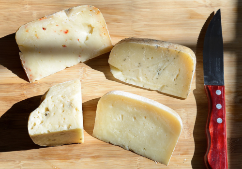 Pecorino from Alberta's The Cheesiry