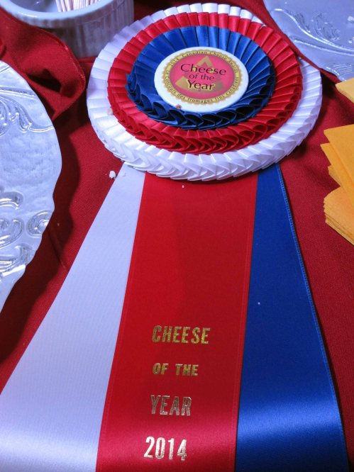 Cheese of the Year - Le Baluchon