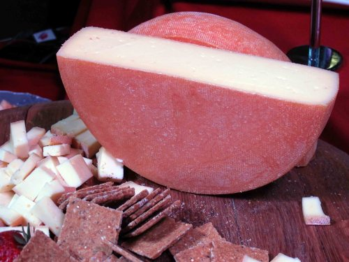 Le Baluchon displayed at the Canadian Cheese Awards