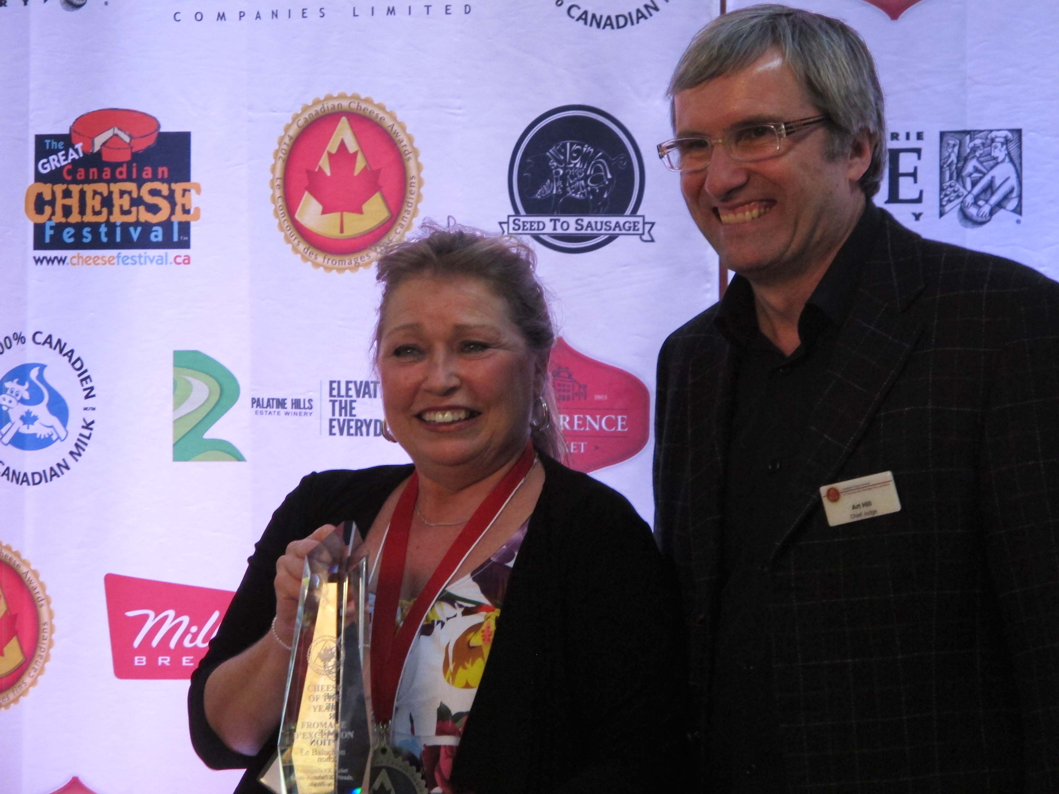 Curds and eh kelsie parsons reports on the canadian cheese awards